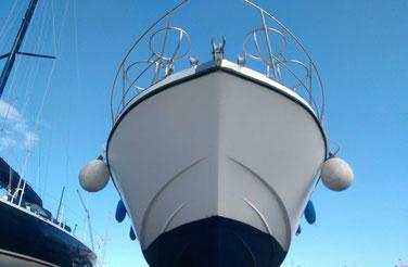 carénage bateaux, nettoyage bateaux, fluvial