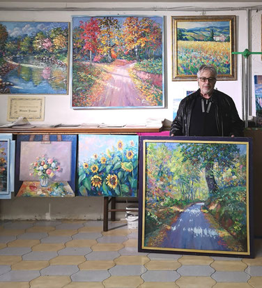 impressionismo italiano, contemporaneo