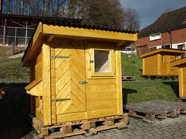 tierschutzkonformer h hnerstall gefl gelzucht jud kaltbrunn. Black Bedroom Furniture Sets. Home Design Ideas
