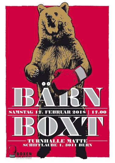 2. Kampf für Swissan (BOXING TEAM ITTIGEN) Amateurboxen (AOB) SA 17.02.2018