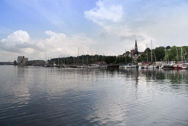Flensburg Hafen beachtenswert fotografie