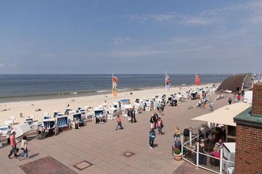 Promenade Sylt beachtenswert fotografie FeWo Auszeit