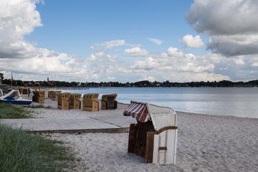 Strand Eckernförde beachtenswert fotografie
