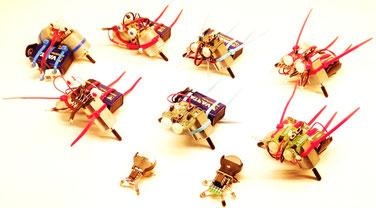 Roboter Modelle T2R2