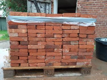 Pastorat Hürup rote Mauerziegel