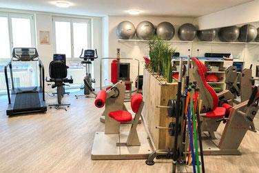 MTT Basel, Training in Basel bei Physiotherapiewellsanabasel