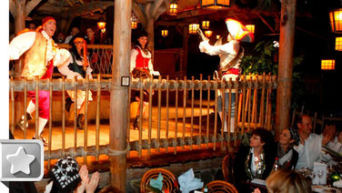 Captain Jack's Restaurant Des Pirates