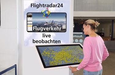 Neuigkeit: Flightradar24