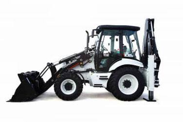Hidromek 102 Tractor