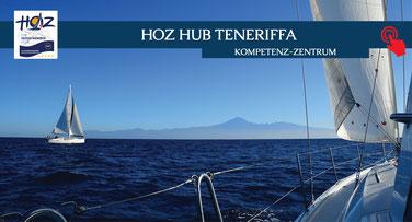 Schweizerische Seefahrtschule | HOZ HUB TENERIFFA | Segeltörns | www.schweizerische-seefahrtschule.ch