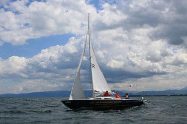 Motorbootstunden, Schnuppern, Bodensee