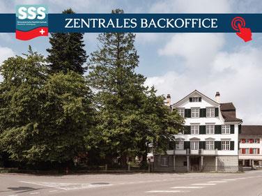 Schweizerische Seefahrtschule | Zentrales Backoffice | www.schweizerische-seefahrtschule.ch