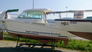Schweizerische Seefahrtschule | Bootsfahrschule Rorschach am Bodensee | www.schweizerische-seefahrtschule.ch