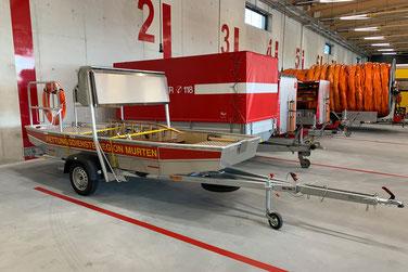 Kleinboot Morat 20