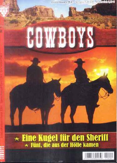 Cowboys (Doppelband) 1