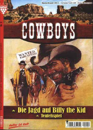 Cowboys (Doppelband) 9
