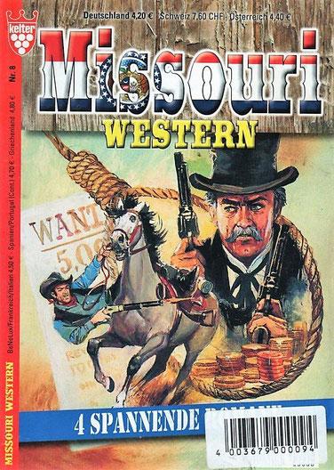Missouri Western Band 8