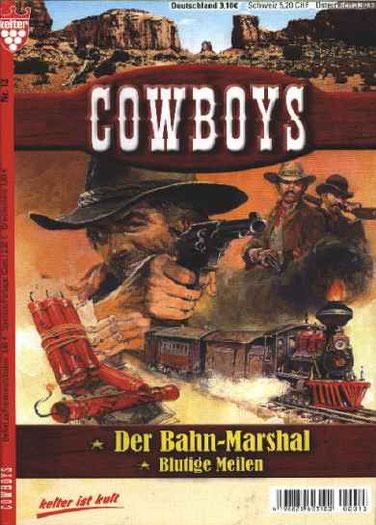 Cowboys (Doppelband) 13