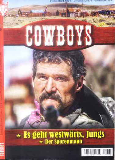 Cowboys (Doppelband) 2