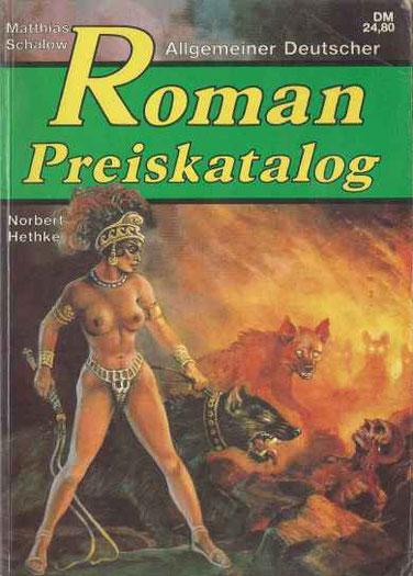 4.Allgemeiner Roman Preiskatalog 1992