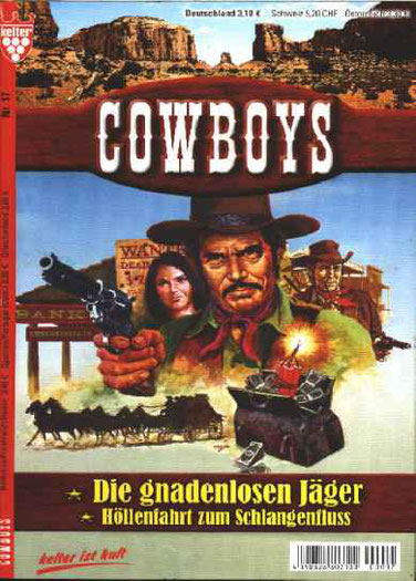 Cowboys (Doppelband) 17