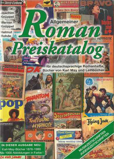 10.Allgemeiner Roman Preiskatalog 2010