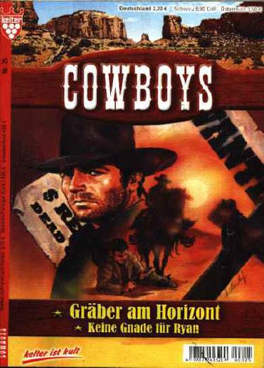 Cowboys (Doppelband) 25