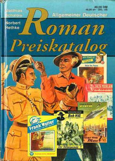 6.Allgemeiner Roman Preiskatalog 1998