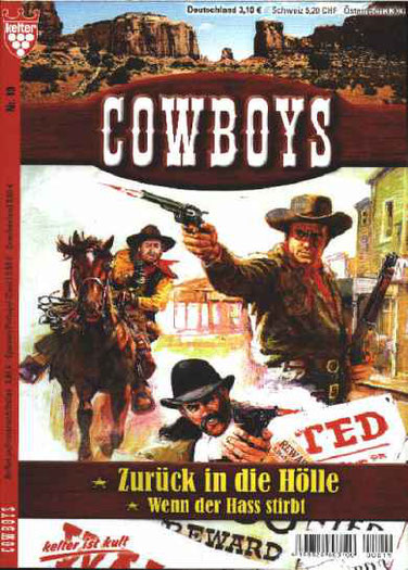 Cowboys (Doppelband) 19