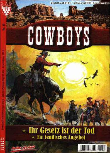 Cowboys (Doppelband) 21