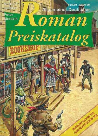 8.Allgemeiner Roman Preiskatalog 2003