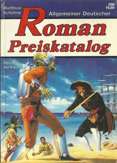 3.Allgemeiner Roman Preiskatalog 1989