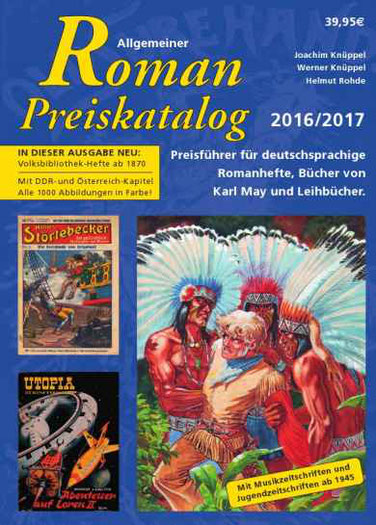 11.Allgemeiner Roman Preiskatalog 2016/2017