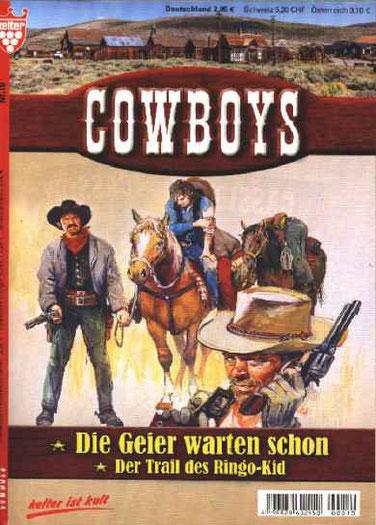 Cowboys (Doppelband) 10