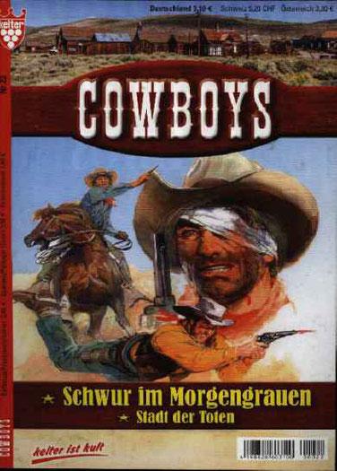 Cowboys (Doppelband) 22