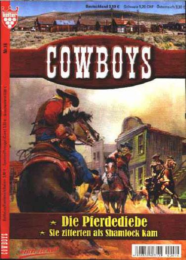Cowboys (Doppelband) 16