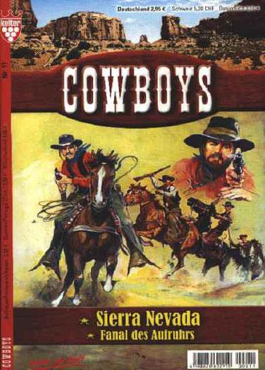 Cowboys (Doppelband) 11