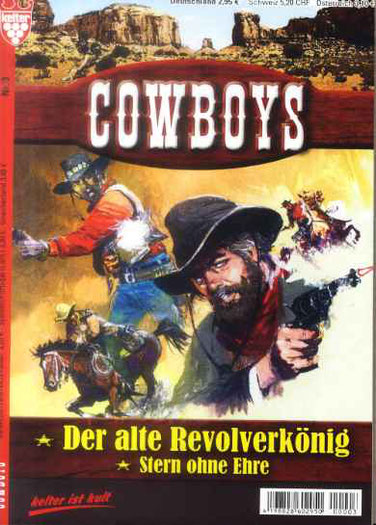 Cowboys (Doppelband) 3