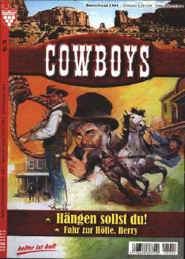 Cowboys (Doppelband) 15