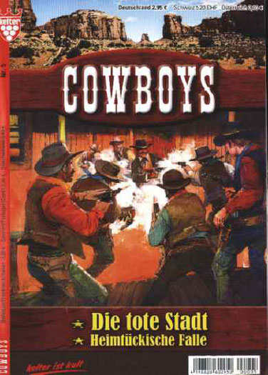 Cowboys (Doppelband) 5