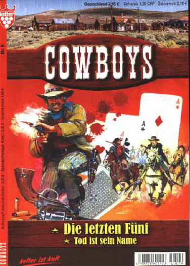 Cowboys (Doppelband) 6