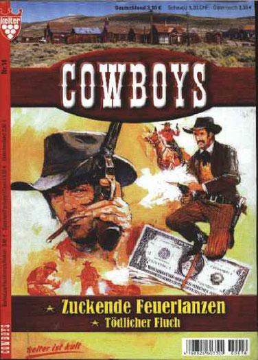 Cowboys (Doppelband) 14