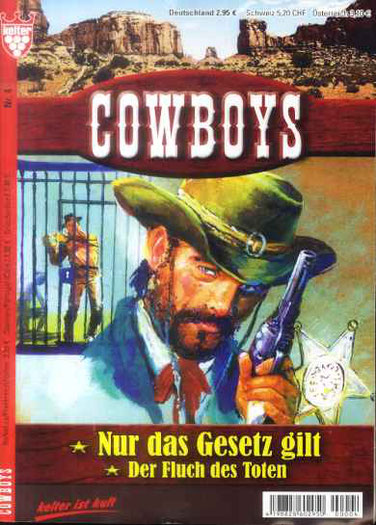 Cowboys (Doppelband) 4