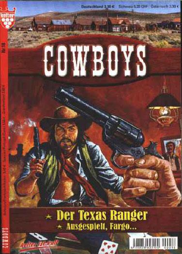 Cowboys (Doppelband) 18