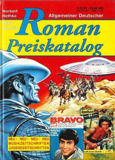 7.Allgemeiner Roman Preiskatalog 2001
