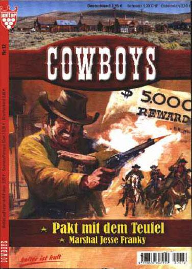 Cowboys (Doppelband) 12