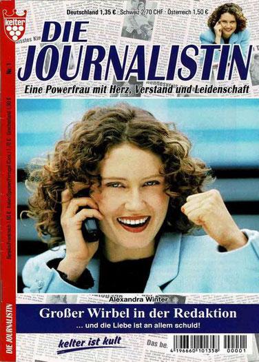 Die Journalistin 1
