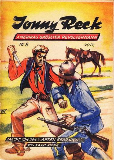 Jonny Reck 8