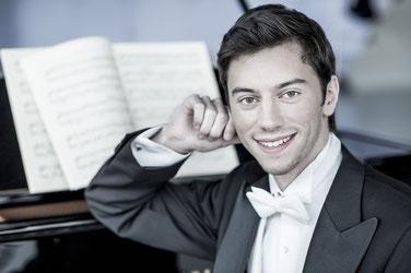 Philipp Scheuer, Klavier (Foto: Christian Jungwirth)