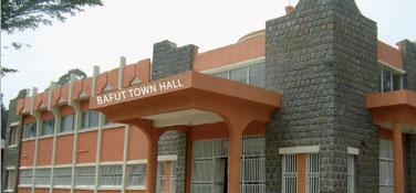 Hotel de ville de Bafut - Bafut Town Hall - 2009